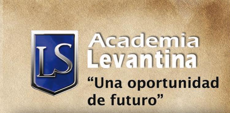 logotipo de la academia levantina