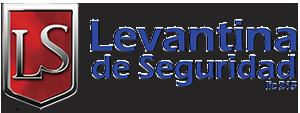 logotipo levantina de seguridad